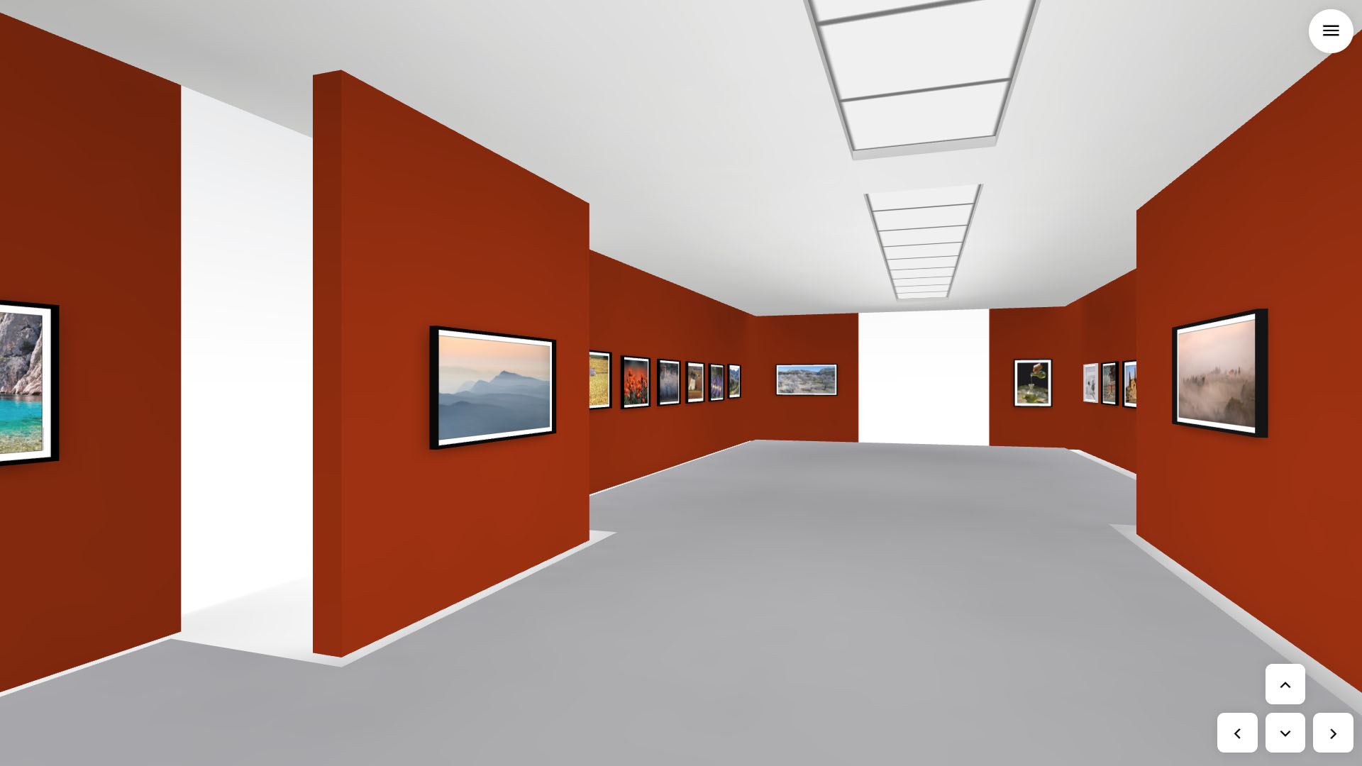 3d Exhibition Rooms Gilles Martin Raget Marine Sailing